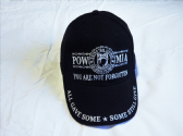 PRISONER OF WAR ( POW ) / MISSING IN ACTION ( MIA ) EMBROIDERED BASEBALL CAP